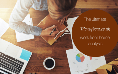 Working from home – Money saver or Myth?