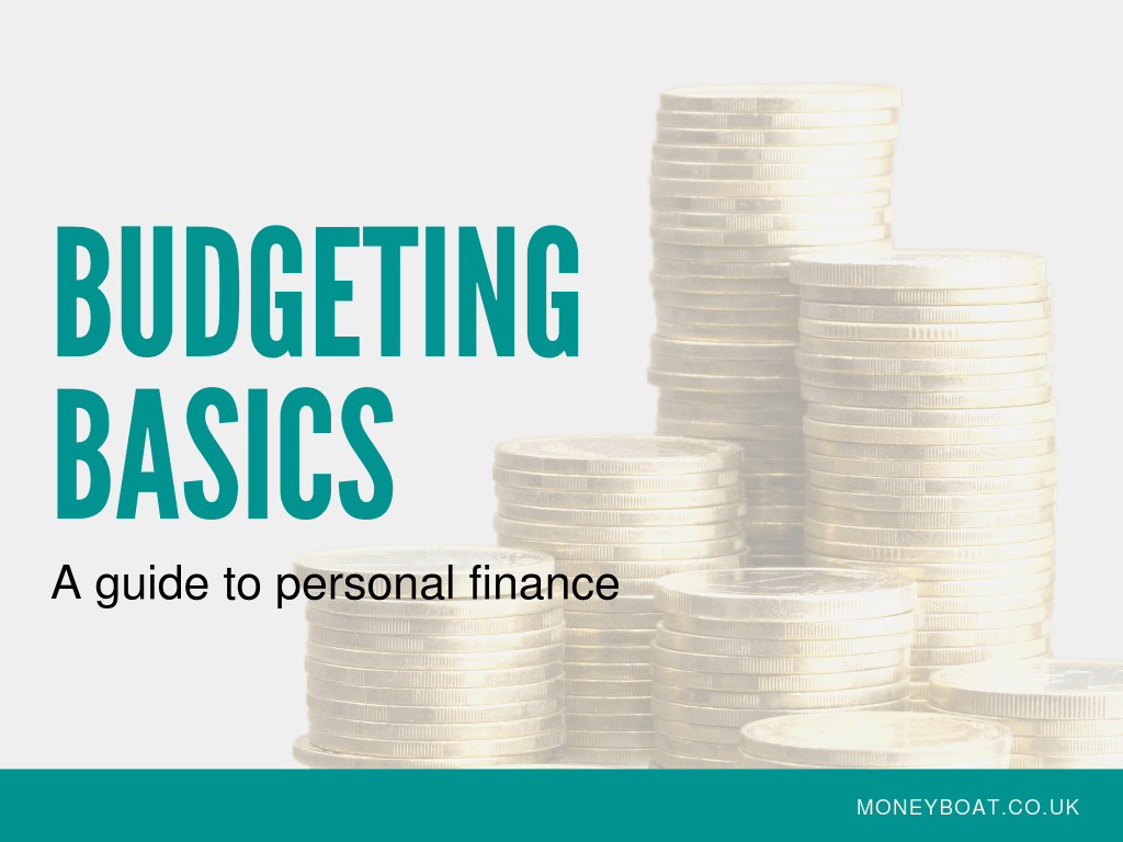 How to build a budget