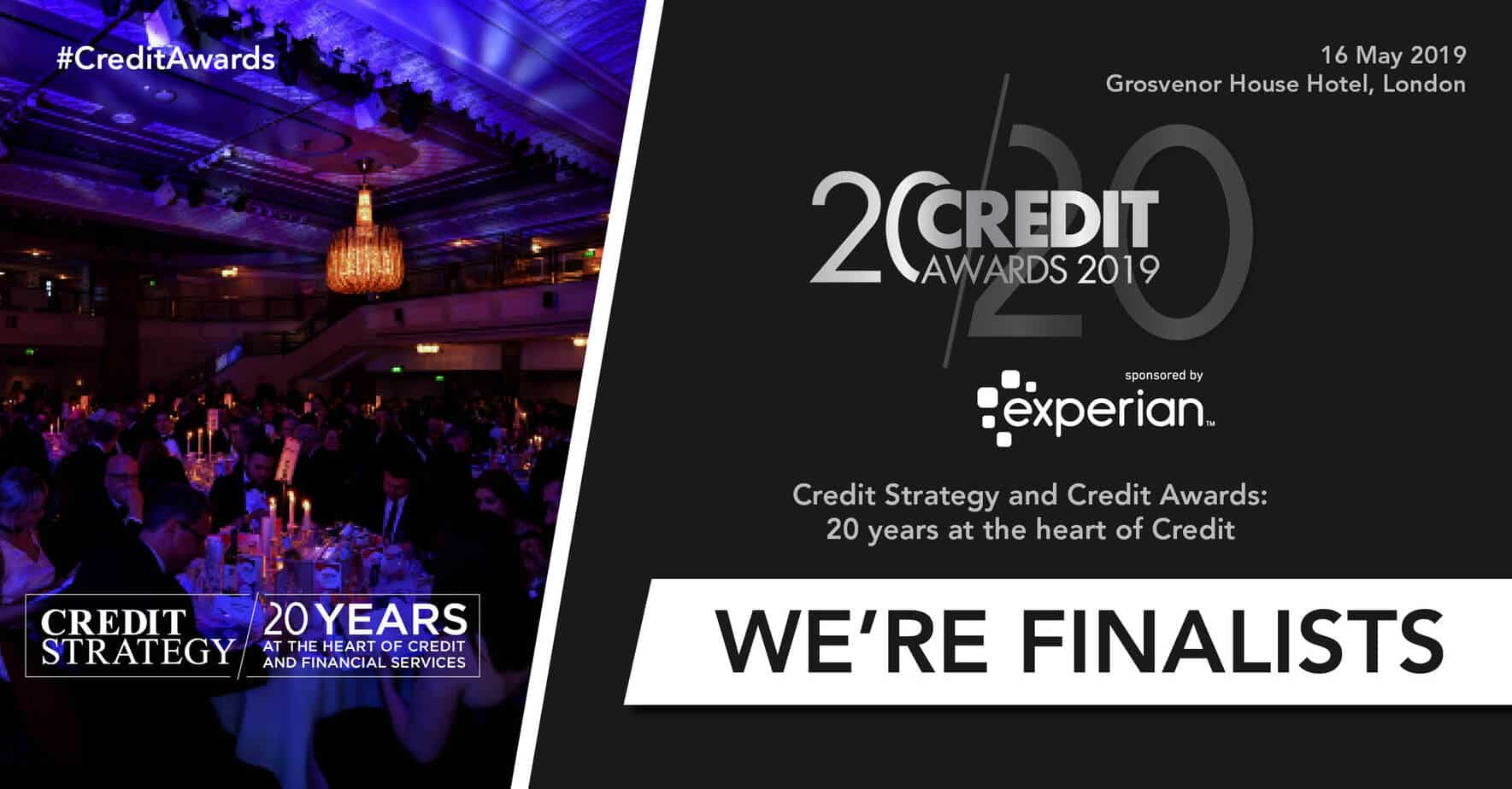 Moneyboat shortlisted for Credit Awards Responsible Lender of the Year