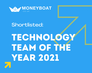 Technology Team of the Year Award shortlisting