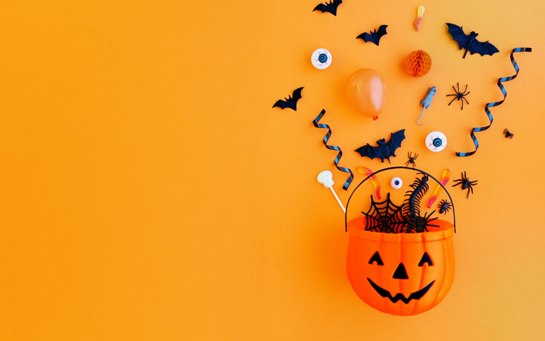 Does Halloween have to cost a fortune?